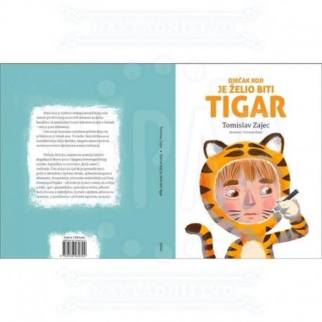 Dječak koji je želio biti tigar