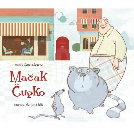 Mačak Čupko